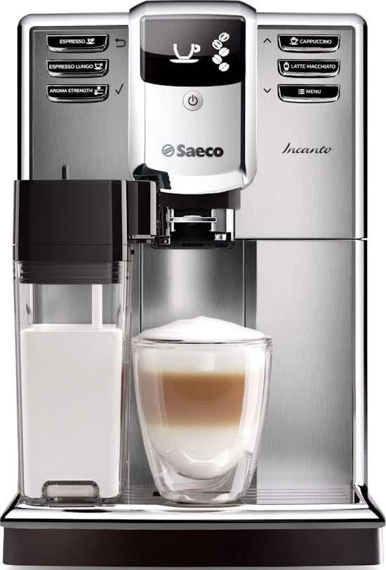 Saeco Incanto HD8917 01 review