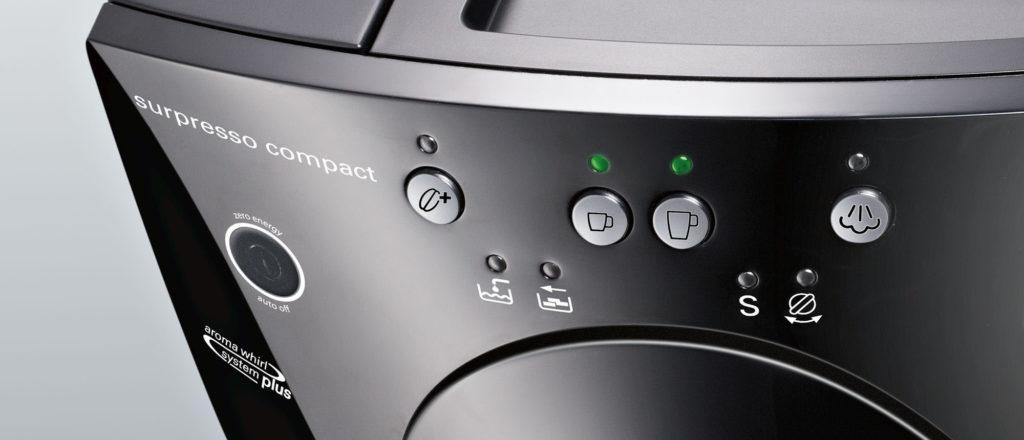 Siemens TK53009 Surpresso Compact Review | Koffieamigo.nl!