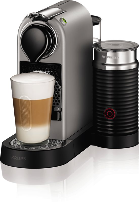 CitiZ & Milk Nespresso Machine