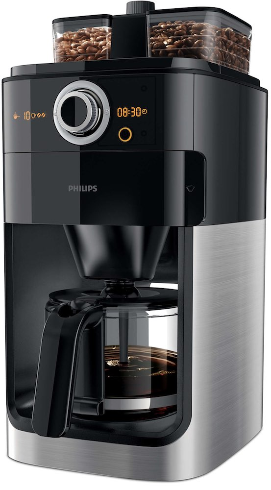 Philips Grind & Brew Filter koffieapparaat
