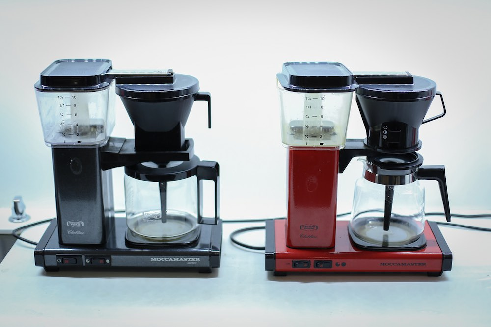 moccamaster filterkoffieapparaat